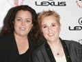 Rosie O'Donnell and Melissa Etheridge during Gilda's Club Gala Honoring Rosie O'Donnell at The Mandarin Oriental Hotel in New York, New York, United States. (Photo by Brian Ach/WireImage)