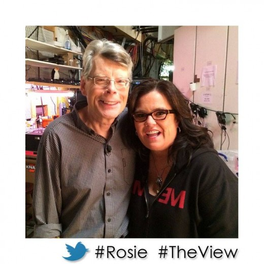 Stephen-King-Rosie-Odonnell