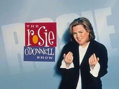 The Rosie O'Donnell Show had 7 successful seasons and 141 episodes between 1996 and 2002