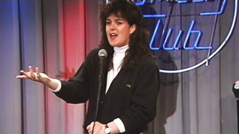 rosie odonnell on star search