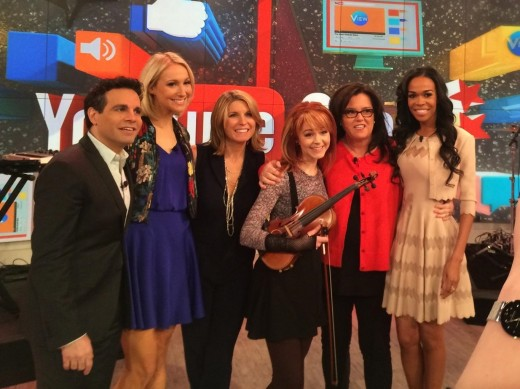 Lindsey-Stirling-Rosie-ODonnell-The-View