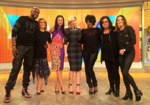 Rosie-Odonnell-Nicolle-Wallace-Stacy-London